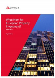DTZ ECHINOX Capital Views What Next for European Property Investment