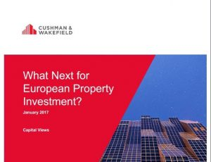 DTZ ECHINOX Capital Views What Next for European Property Investment 1