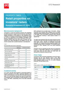 Property Times Romania Investment H1 2016 125 dtz echinox 1