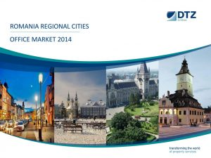 Regional cities 2014 - Office market overview dtz echinox