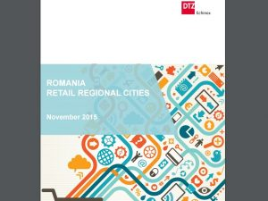 DTZ 2015 Romania Regional cities retail market - Short echinox