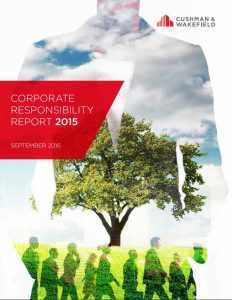 DTZ ECHINOX CW Corporate Responsibility Report
