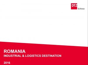 DTZ Romania Industrial & Logistics Market Destination 2016 echinox