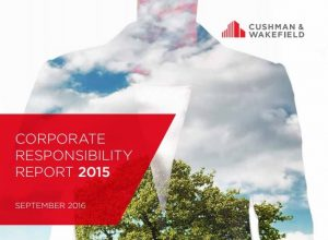 DTZ ECHINOX CW Corporate Responsibility Report 1