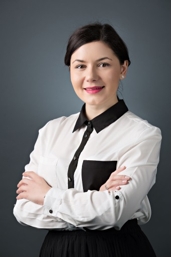 Irina Gheorghe Marketing Coordinator
