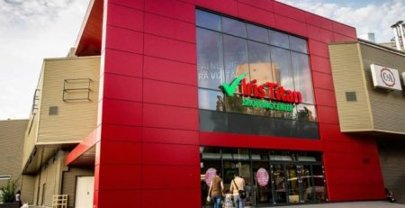 Iris Shopping Centre Titan, Bucharest retail case studies dtz