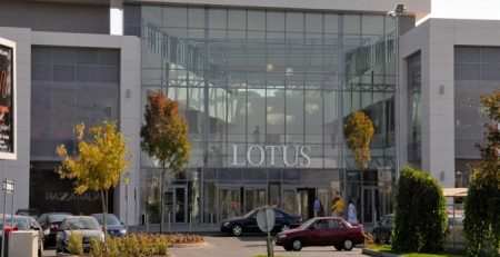 Lotus Center, Oradea