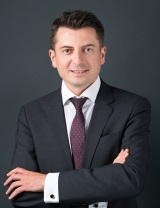 Marius Grigorica Senior Broker Capital Markets DTZ