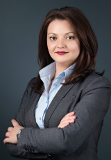 Mihaela Petruescu Head of Property Management Department DTZ echinox