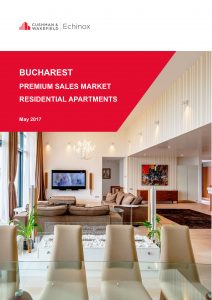 Bucharest - Premium sales market of residential apartments May