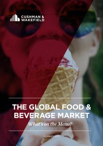 Global Food & Beverage Market - What's on the menu? Summer 2017